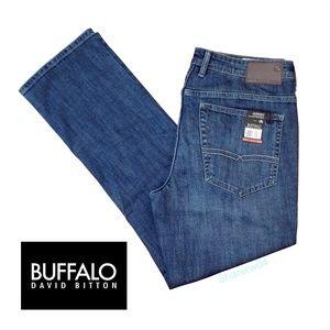 MENS Buffalo JACKSON-X Jeans 34x30 NWT